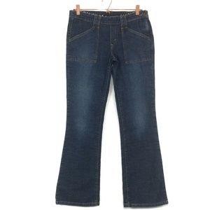 Levi's Carpenter Low Rise Wide Leg Jeans 32x31